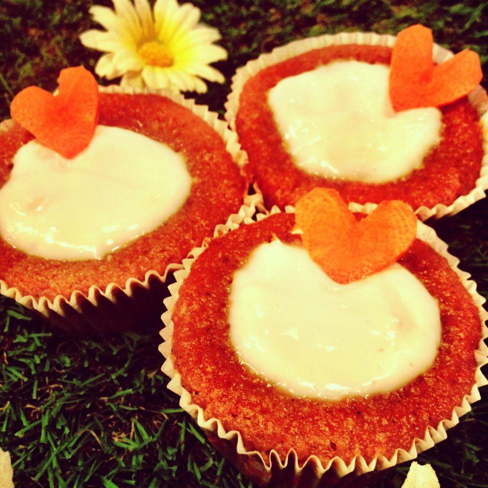 muffinsdezanahoria